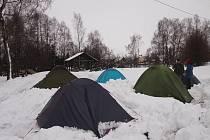 Zimní stanování proběhlo už po třicáté sedmé.
