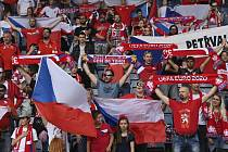 Podpora českých fanoušků v Budapešti by mohla naší reprezentaci dotáhnout k postupu.