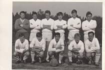 Fotbal ve Velkém Šenově