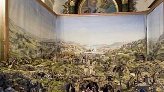 Pohled z Karlova Mostu na Malou Stranu.