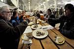 Valentýnský pivní masakr v pivovaru Kocour.