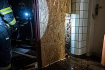 Hasiči zasahovali ve varnsdorfské nemocnici. Hořelo na oddělení LDN.