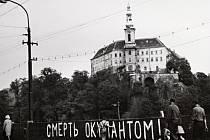Srpen 1968 v Děčíně.