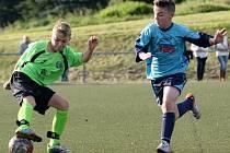 TĚŽKÉ K.O. dostaly týmy U 13 a U 12 v domácích zápasech proti Baníku Most.