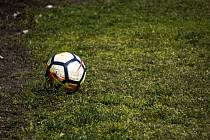 Ilustrační fotografie, fotbal.