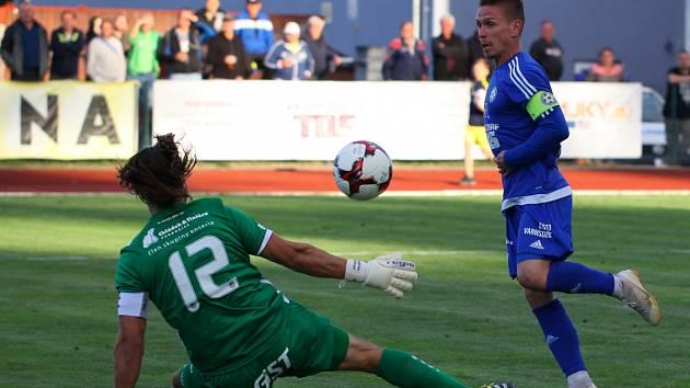 PAVLO RUDNYTSKYY - kapitán FK Varnsdorf.