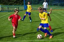 Fotbalový klub z Vilémova chystá turnaj pro děti. Půjde o 2. ročník Bambini Cupu.