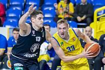 Basketbalisté Děčína doma přivítají Opavu.