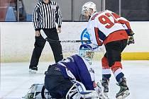 Martin Žďánský aktuálně hájí barvy hokejistů Varnsdorfu.