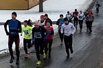 VE VARNSDORFU se běžel 50. ročník Silvestrovského běhu.