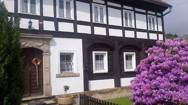 PENZION Dvůr pohody ve Varnsdorfu.