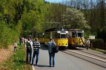 Historické tramvaje v Německu