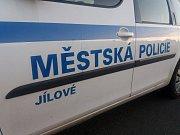 Městská policie Jílové.