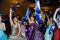 Maturitní ples Libverdy 2013.