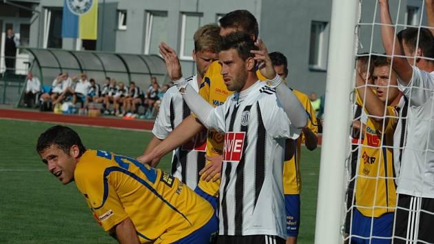 ŠKODA. Varnsdorf doma remizoval s Českými Budějovicemi 0:0.