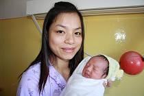 Mai Le Thi z Děčína se 25. ledna v 16.36 hodin v děčínské porodnici narodil syn Dai Nam Le. Měřil 47 cm a vážil 2,62 kg.