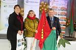 Oslavy titulu Vesnice roku v Lipové.