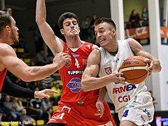 PARÁDA! Děčínští basketbalisté vybojovali důležitou pohárovou výhru.