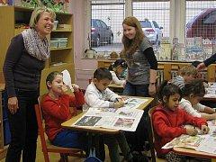 Přípravná třída, ilustrační foto.