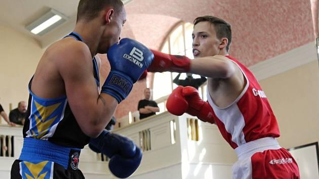 DĚČÍN hostí MČR v boxu.