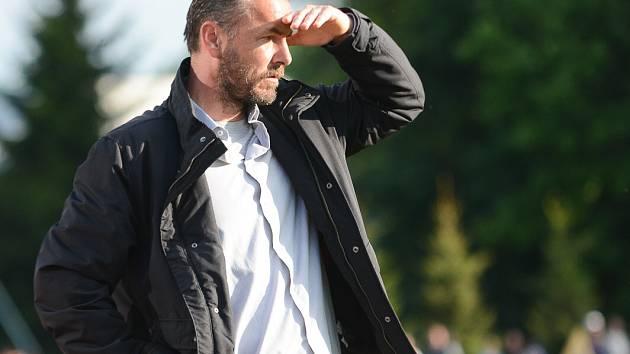 ZDENKO FRŤALA, trenér FK Varnsdorf, po čtyřech letech odchází!