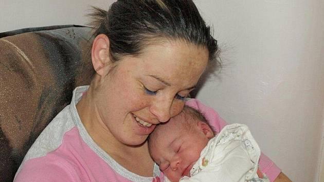 Vendule Vildové z Varnsdorfu se 10.ledna v 0.10 v rumburské porodnici narodila dcera Patricie. Měřila 48 cm a vážila 3,1 kg.