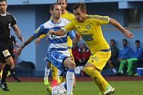 REMÍZA. Derby skončilo nerozhodně, Varnsdorf uhrál v Ústí nad Labem remízu 1:1.
