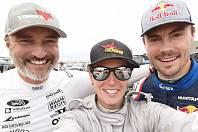 ZVLÁDLA TO! Olga Roučková zdárně dokončila svůj druhý Dakar v životě.