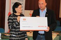 Na pět milionů korun rozdělila Nadace ČEZ na severu Čech.