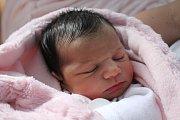 Barborka Kaslová se narodila Denise Pateliotisové z Děčína 19. listopadu ve 21.30 v děčínské porodnici. Vážila 3,33 kg.