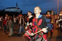 KVĚTEN: Městské slavnosti Děčín - slavnostní zahájení