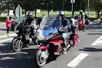 V sobotu se nejen na Mostecku uskutečnila spanilá jízda motorkářů UniRiders, která finančně pomohla třem těžce nemocným dětem.