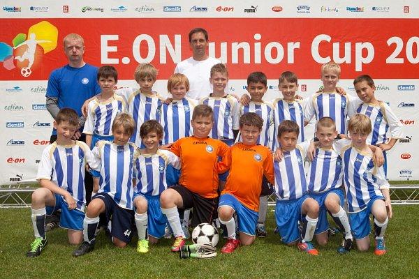 FAPV DĚČÍN - na E.ON Cupu vÚstí nad Labem.