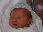 Filip Rozboral se narodil Barboře Macíkové z Varnsdorfu 16. ledna ve 2.25 v rumburské porodnici. Měřil 49 cm.