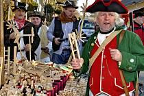 Karáskovy vánoční trhy po roce opět ožijí.