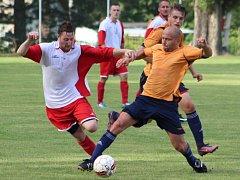 JÍLOVÉ nakonec vyhrálo 2:0 v Dobkovicích.