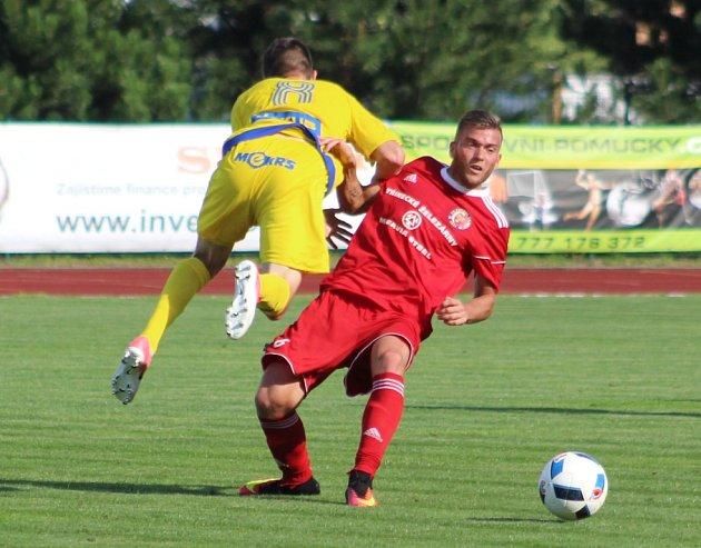 PREMIÉRA NEVYŠLA. Fotbalový Varnsdorf doma podlehl Třinci 0:1.