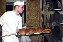 Ilustrační foto pekař