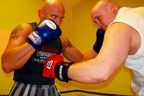 Mladí boxeři jsou úspěšní, trénují u městské policie