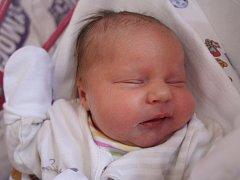 Anetě Lorencové z Děčína se 9. června v 8.17 v děčínské porodnici narodila dcera Kristýnka Kalinková. Měřila 48 cm a vážila 3,15 kg.