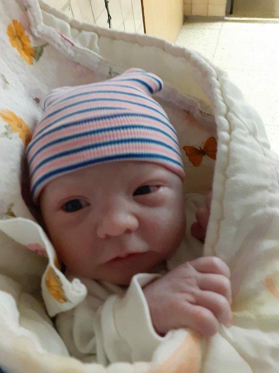 Jugoslava Latislavová se narodila Haně a Filipu Latislavovým z Litoměřic 15. února v 17.05 hodin. Měřila 52 cm a vážila 3,48 kg.
