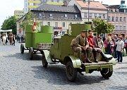 Rumburk si připomněl 100 let od Rumburské vzpoury