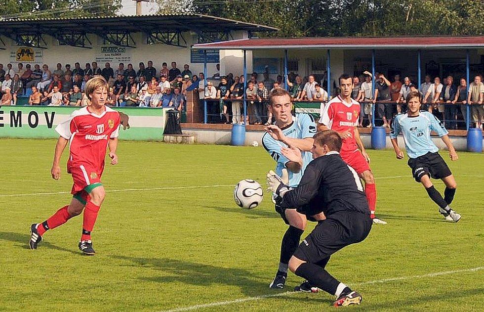 Vilémovský Stap Tratec zaznamenal první divizní výhru.