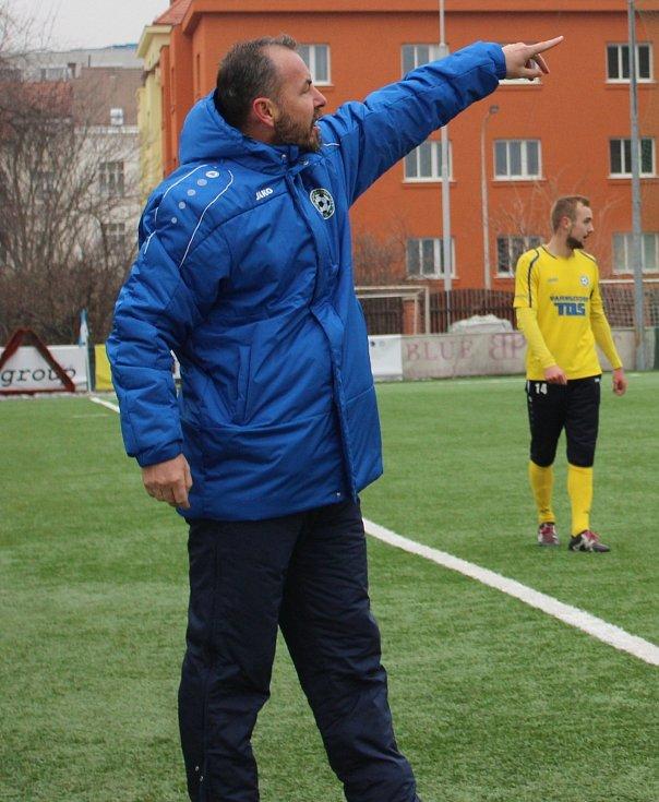 1:1. Varnsdorf v přípravě remizoval s Vyšehradem.