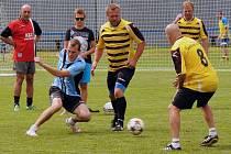 VILÉMOV pořádá již 48. ročník tradičního fotbalového turnaje Putovní květ.