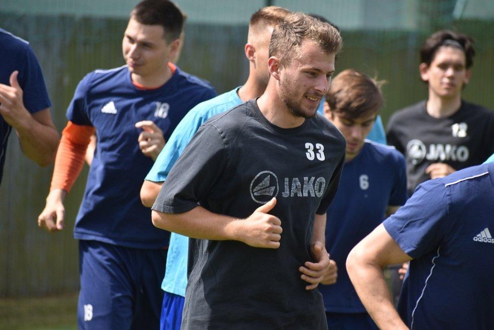Fotbalisté Varnsdorfu zahájili přípravu na nový druholigový ročník.