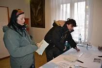 Opakované volby ve Hřensku.