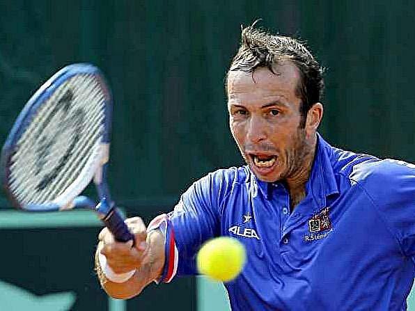 Radek Štěpánek s Tomášem Berdychem zachránili českému tenisu účast ve Světové skupině Davis Cupu.