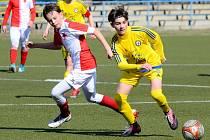 Fotbalová mládež FK Varnsdorf - ilustrační foto.