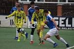 PŘÍPRAVA. Fotbalisté Varnsdorfu prohráli s Táborskem 1:2.